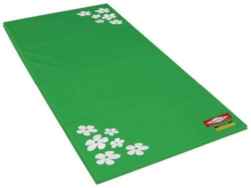 4'x8' Green Flower Panel Mat
