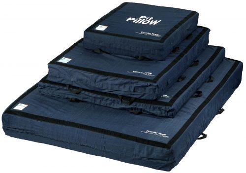 Tumbl Trak Pit Pillows